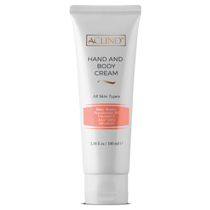 Aclind® Hand and Body Cream