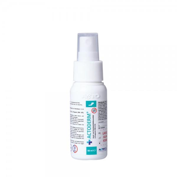 ACTODERM 50 ML Haut- und Handantiseptikum mit 2-Propanol 70%