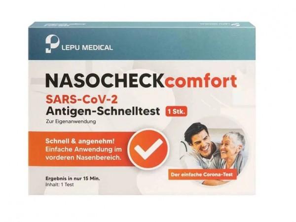 LEPU NASOCHEKcomfort SARS_CoV-2 Antigen-Schnelltest