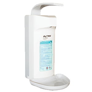 Acto® Plastik Spender (Verschossen)