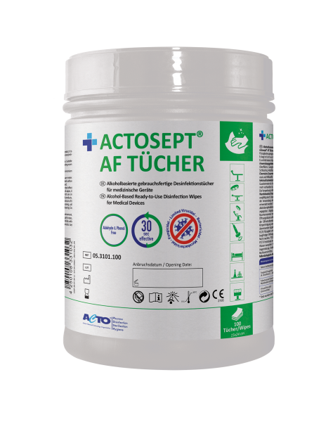Actosept® AF Tücher 100
